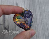 Large Heart shaped pretty...
