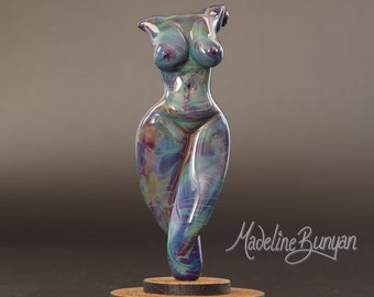 RESERVED Custom Goddess Sculpture