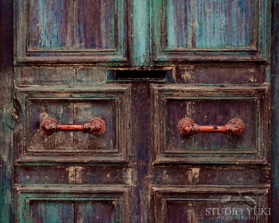 Rustic Door Photography Urban Decay Ethnic Old