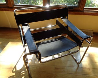 wassily chair etsy