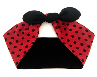 TOP KNOT HEADSCARVES