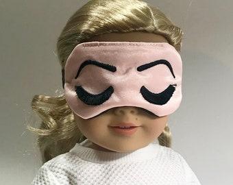 HOLLY GOLIGHTLY sleep mask for DOLLS