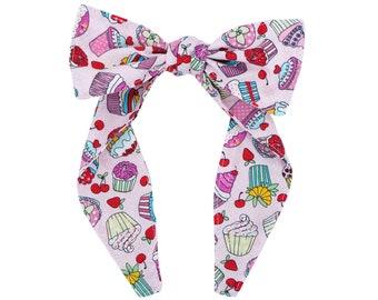 Top knot headband • PINK CUPCAKES