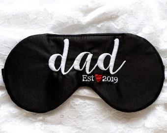 DAD sleep mask