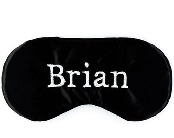 Personalized men sleep mask