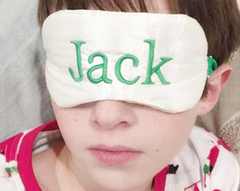 Children personalized sleep mask