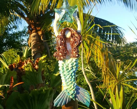 Mermaid Tree Topper