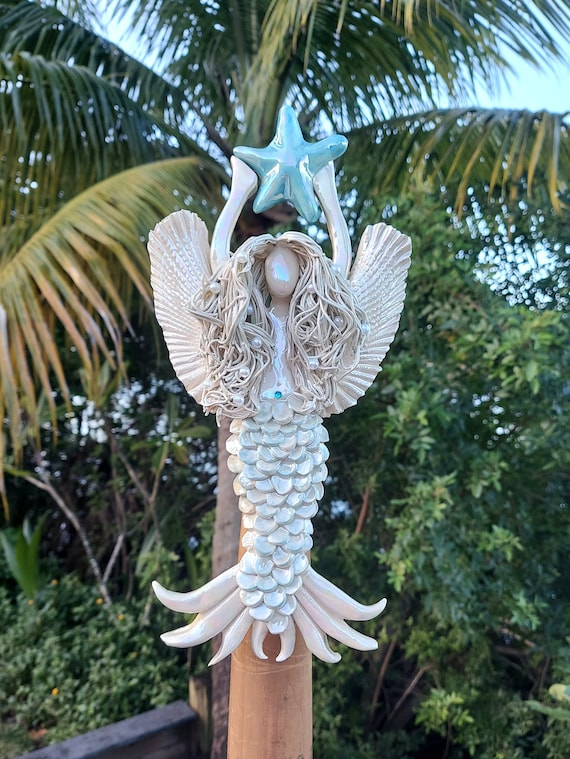 Angel Mermaid Tree Topper