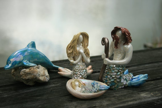 Under the Sea Nativity Scene Starter Set