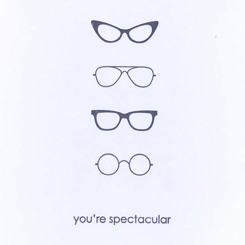 Spectacular Card