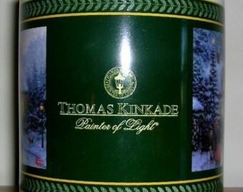Vintage Thomas Kinkade Mugs - SET of Two (2) - Coffee Mugs Tea Mugs - Very Rare - Painter of Light
