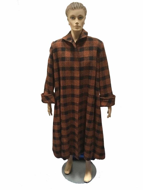 50s Swansdown Swing Coat