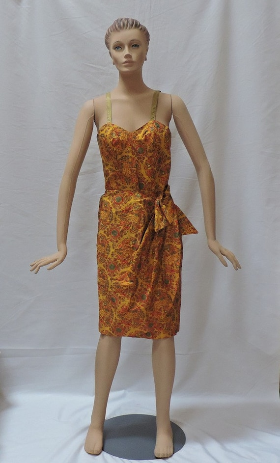 Hawaiian Sarong Dress Tiana Pittelle