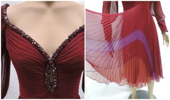 Bob Mackie Couture Dress