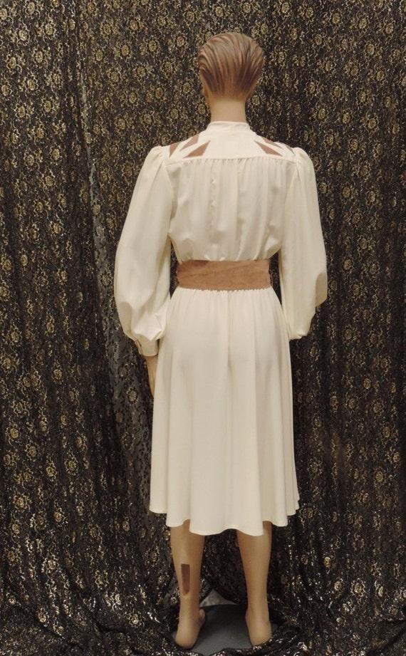 Lilli Ann Wrap Dress Adolph Schuman - image 4