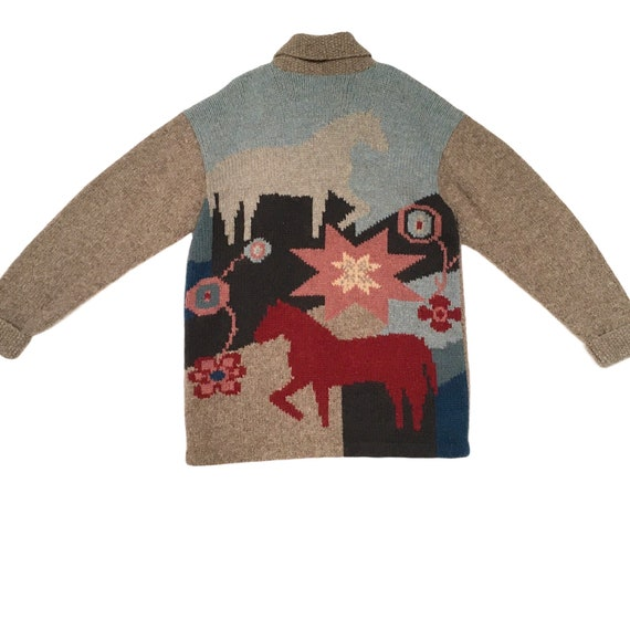 90s Ralph Lauren Country Cardigan Sweater