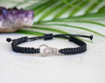 Lightbulb Bracelet, Light Bulb Charm, Lightbulb Jewelry, Invention Bracelet, Intelligence Bracelet