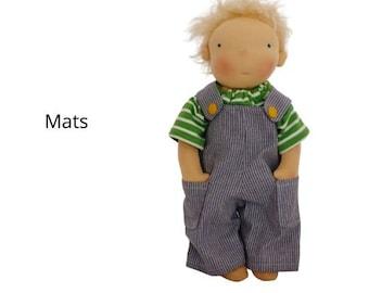 Mats - Waldorf doll - style