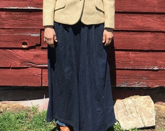 1950's vintage union made wool blazer