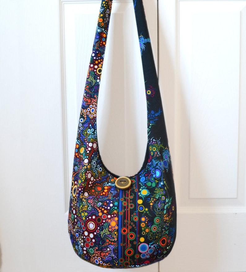 9675166de1 Made to Order Hobo Bag Crossbody Bag Boho Bag Sling Bag Hippie