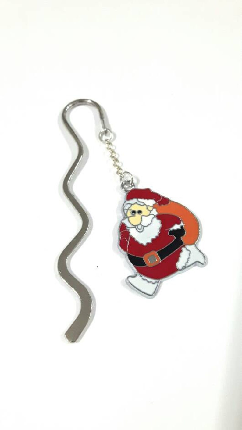 Mano hecha a mano navidad marcador Personalizado Con Cualquier Nombre-Stocking Filler Regalo