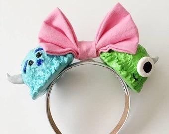Monsters Inc Ice Cream Headband