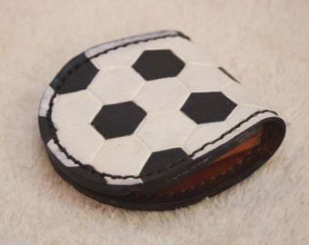 Soccer Ball Change Purse