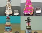 Items Similar To Custom Miniature Cake Please Read