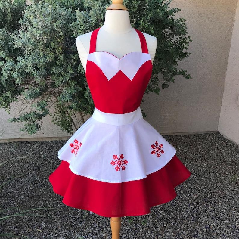 Elf costume apron dress LXL