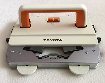 Toyota Lace Carriage With Box For KS901 Knitting Machine /vintage/