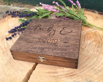baby box, baby shower gift, remembrance box, memorial box, miscarriage, loss