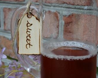 Drink Tags, Beverage Tags, Mimosa Bar