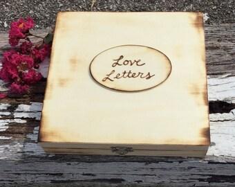 Love Letter Box- QUICK SHIP