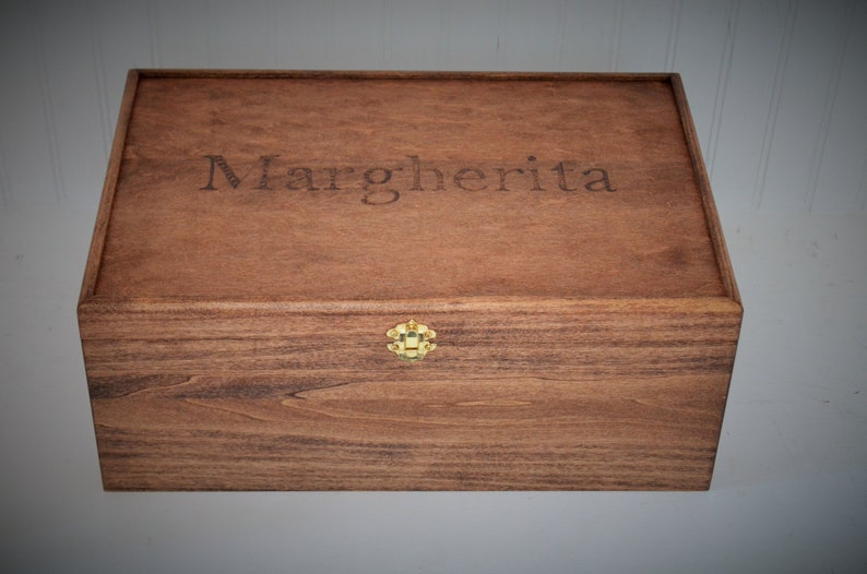 Large Keepsake Box Memory Box Baby Box Wedding Keepsake Box