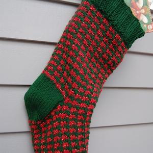 knit christmas stocking knit stocking dark green stocking dark green christmas christmas forest green burgundy stocking dark red stock - White Knit Christmas Stockings