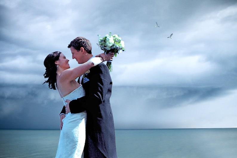 Stormy sky background digital stormy sky overlay wedding image 0