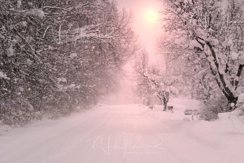 Christmas background winter background winter digital backdrop image 0