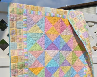 Unique Handmade Quilts Made With Absolute By