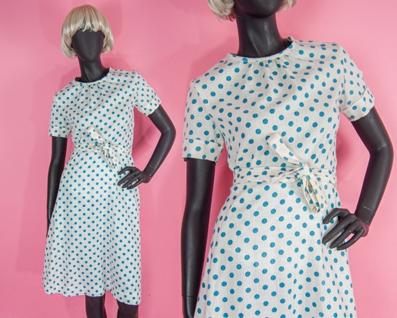 60s Polka Dot Set XS / S