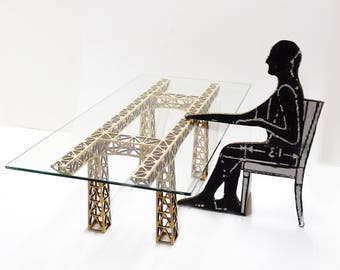 Shipyard Crane Table