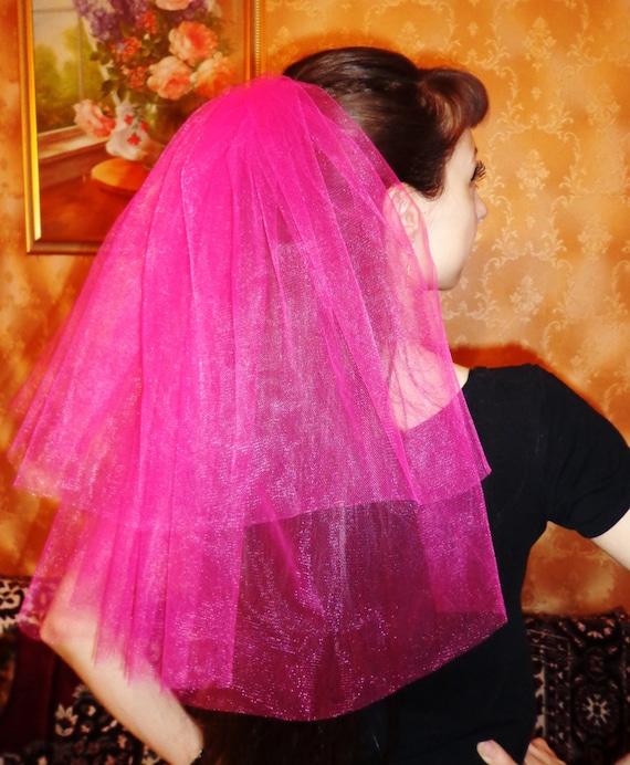 Brautschleier Für Einen Junggesellenabschied Henne-Partei
