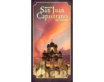 Mission San Juan Capistrano San Antonio