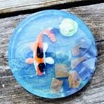 Koi Pond Soap -  Soap - Fish Soap - Nature Soap - Birthday Gift - Koi Soap