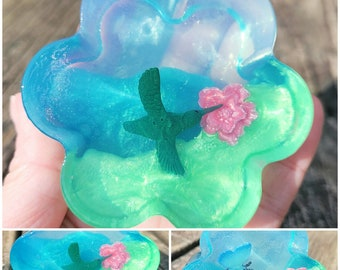 Butterfly or Hummingbird Toy Soaps