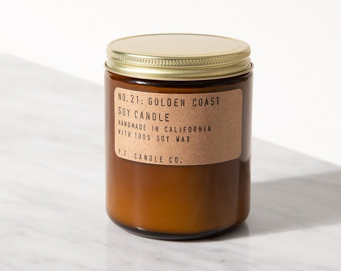 Golden Coast 7.2 oz Candle by P.F. Candle Co.