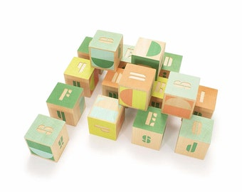 Uncle Goose Mod Alphabet Blocks