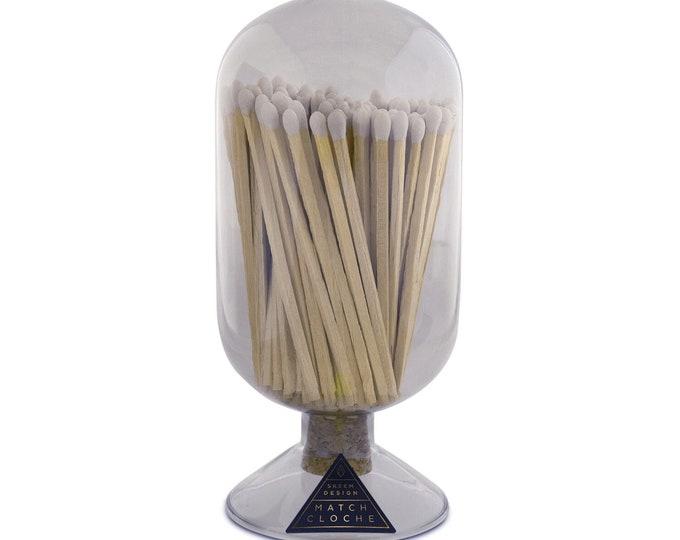 Smoke Match Cloche by Skeem Designs