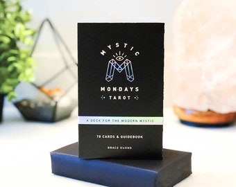 Mystic Mondays Tarot: A Deck for the Modern Mystic By Grace Duong
