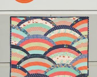 Latifah Saafir - Molehills Quilt Pattern