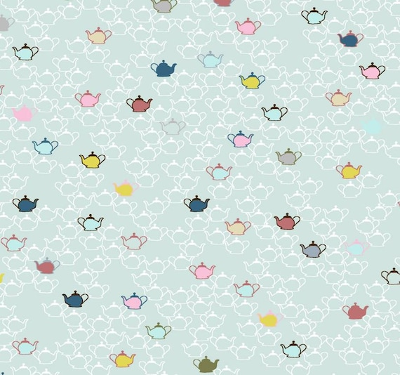 Quilt Label Panel 100/% Cotton Fabric Stof Lizzy Fay